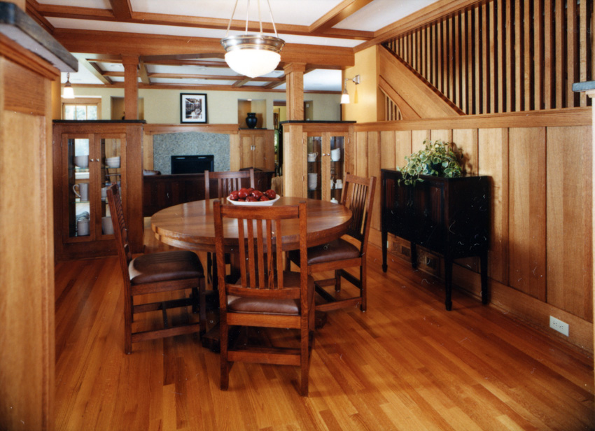 Waldron Residence: Dining Room